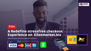 A Redefine Stress-Free checkout Experience !!!