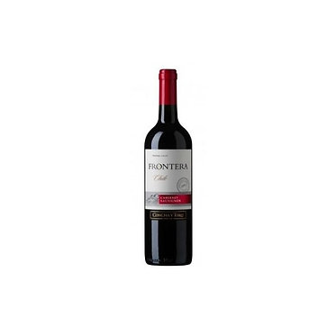 Frontera Cab Sauvigon 75cl 12.5% acl - Single Bottle