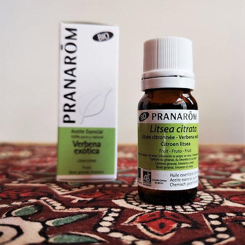 Óleo Essencial de Verbena Exótica - Organico - Pranarôm