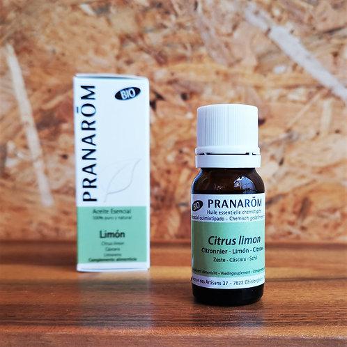 Óleo Essencial de Limão - Organico - Pranarôm