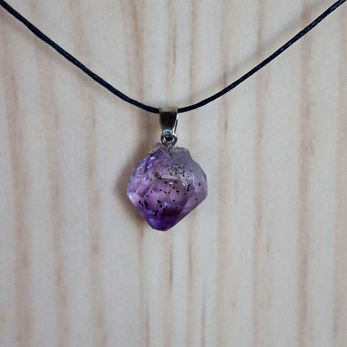 Pendante - Amethyst (without cord)