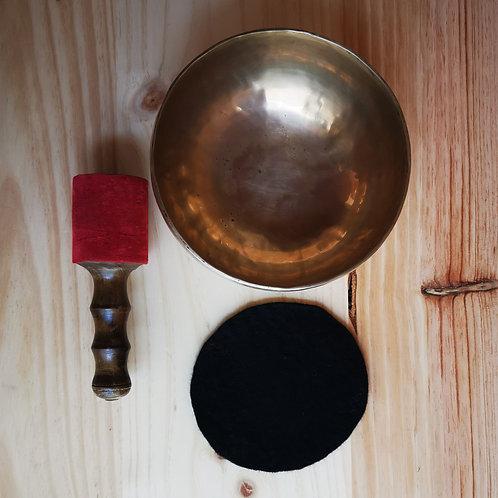 """Taça Tibetana """"Nirmala"""" 19.5cm - Set completo"""