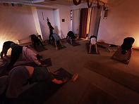 Yoga at the Studio