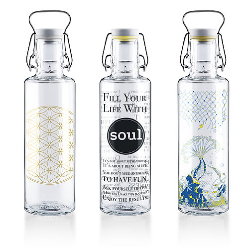 Soulbottle - Clean bottle for clean water