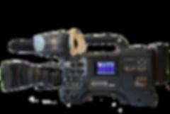 Camescope professionnel P2 full HD