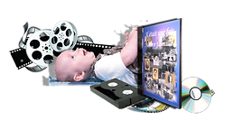 transferts vidéo cinéma cassette vidéo
