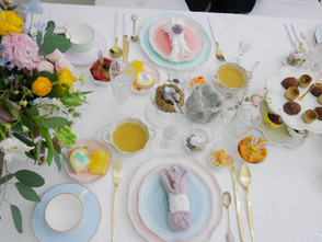 Table setting class