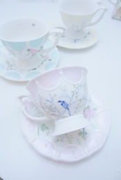 Chinoiserie Jardin Cup & Saucer