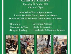 Charity Bazaar at Helena May