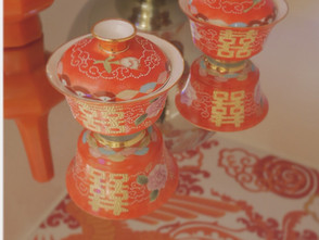 chinese wedding order 婚禮茶具