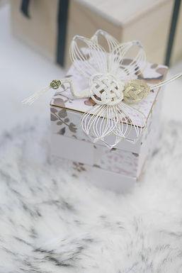 Oriental Square Box お重箱(角)