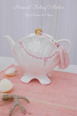 Shell Teapot