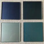 UGA Metallic on Clear Blues