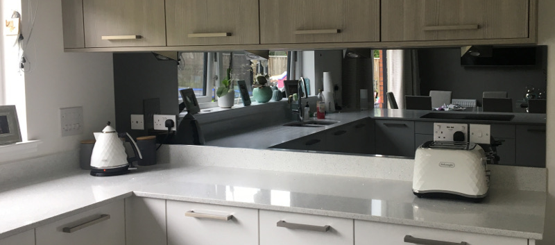 UGA Splashback-Grey Mirror