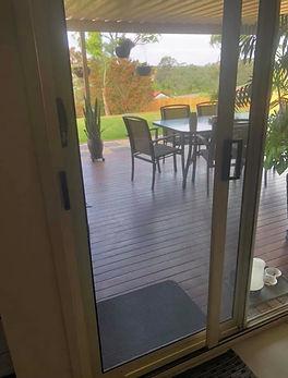 Invisi-gard Security Door