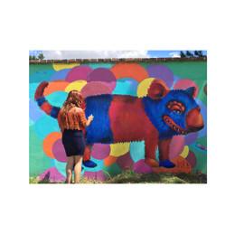 Mural for Special Needs School