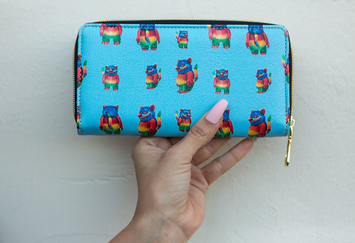 Chucho Skies wallet- only 50 made