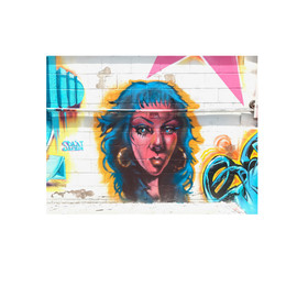 Part of a Collaboartive Mural