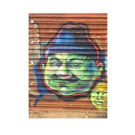 Mural for 'Mural de Hermandad'