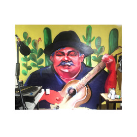 Mural for Radio Pulso