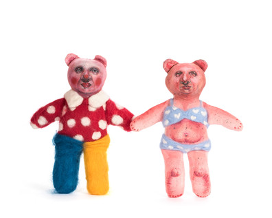 Teddy Dolls