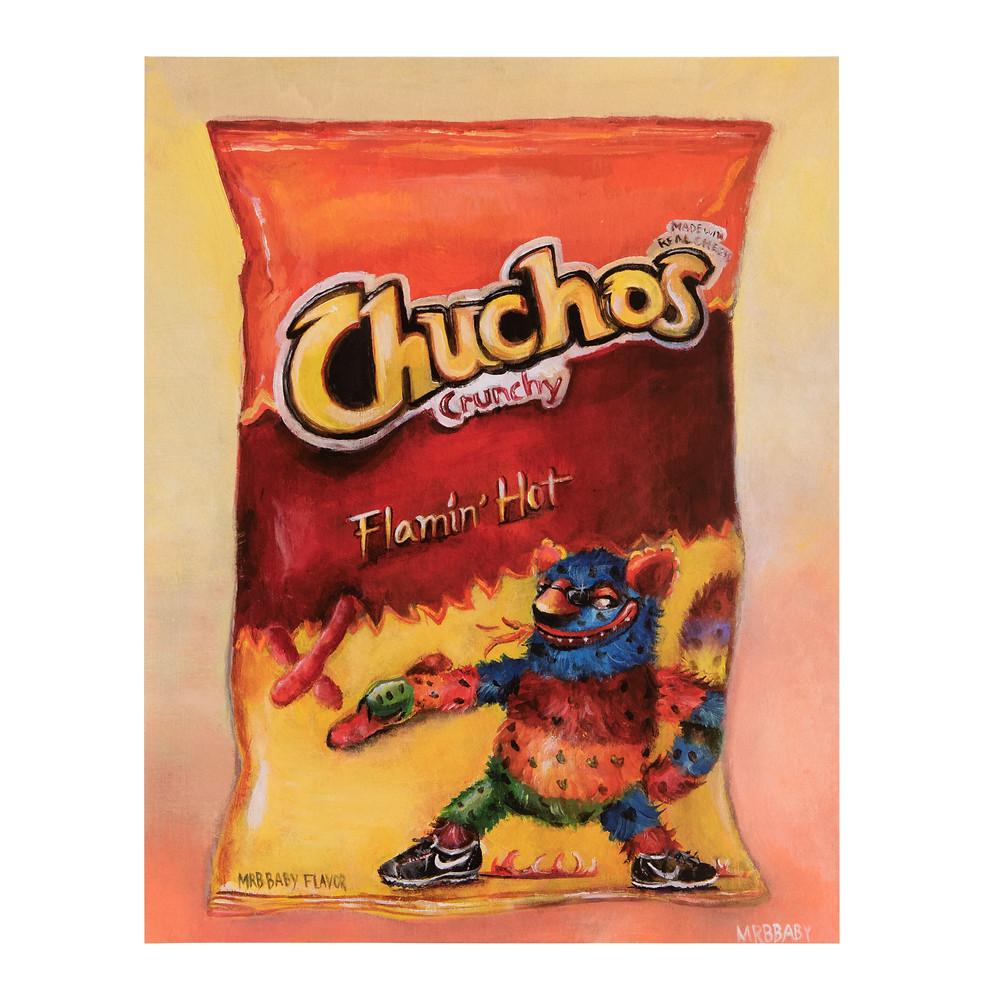 'Hot Chuchos' 2018