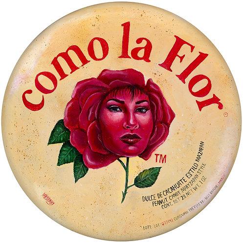 "'Como La Mazapan' - Limited Signed Giclee Prints 20/20, 17""X17"""