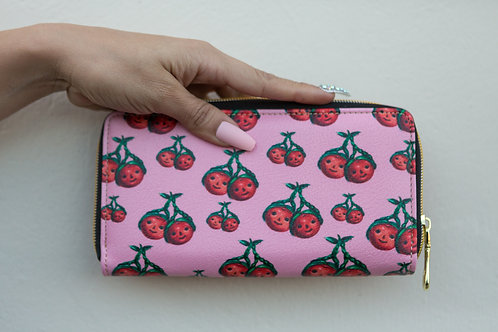 Maria Cherry Wallet- only 50 made
