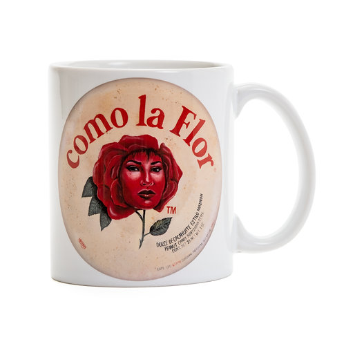 'Como La Mazapan' Coffee Mug