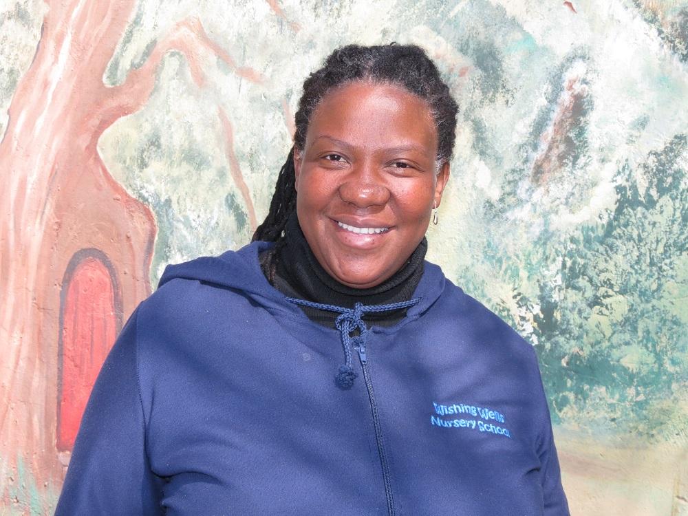 Harriet Monyolo