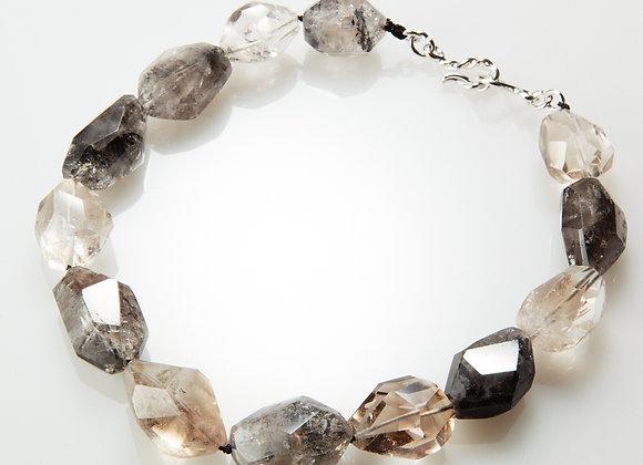 Rough Quartz Necklace