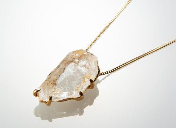 トパーズのネックレス Necklace of Topaz