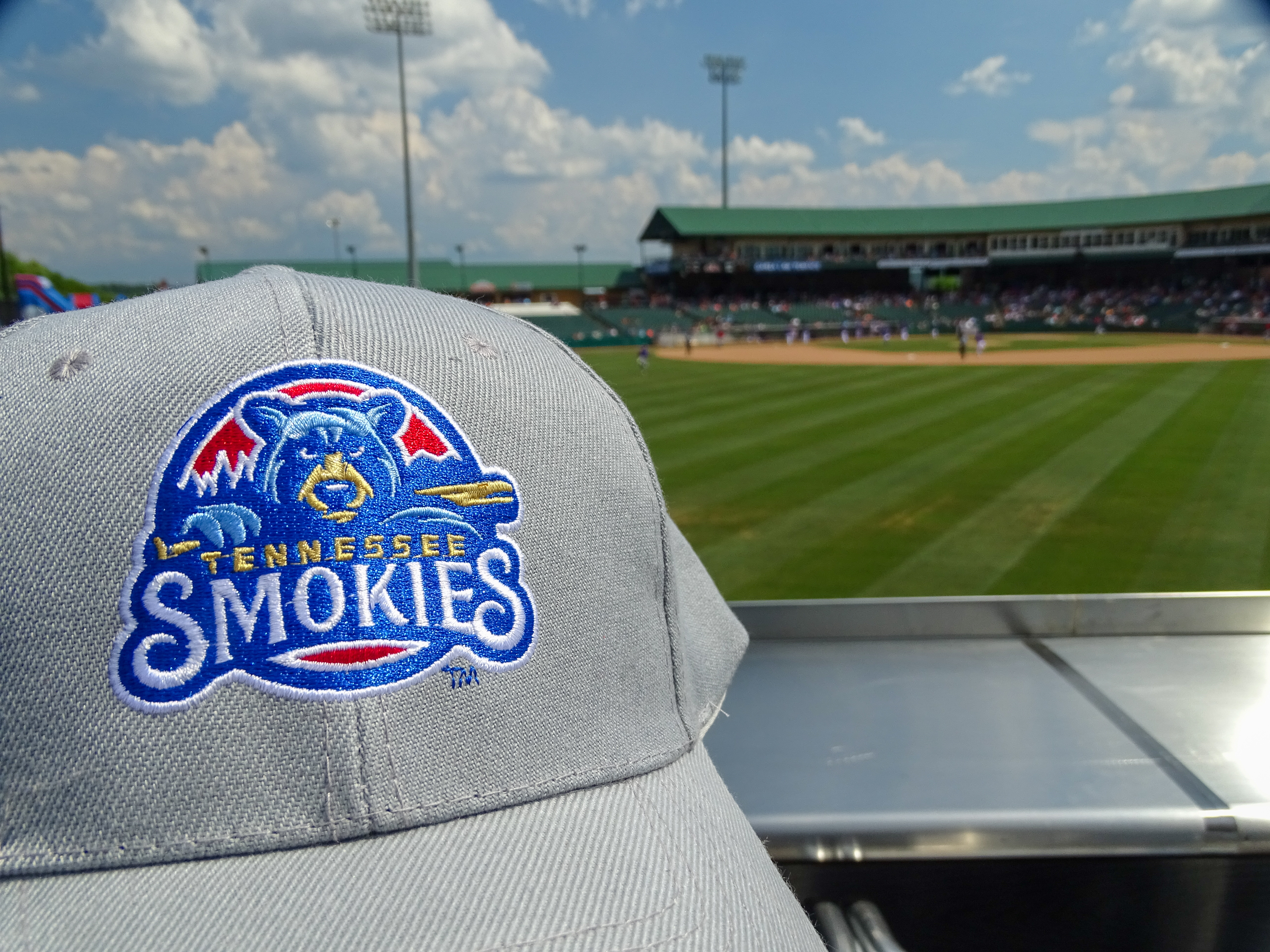 Promo shot Tennessee Smokies