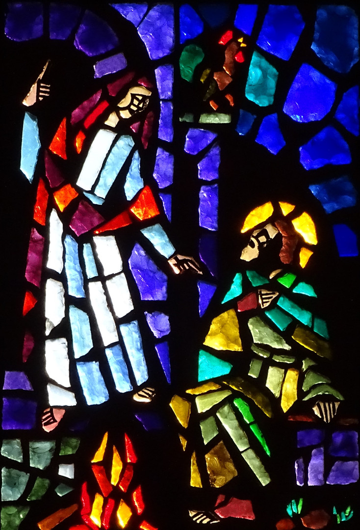 5_Denial_by_Peter_stained_glass_art_port