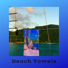 9-Beach-Towels-Island-Hoppers-Art-by-Dan