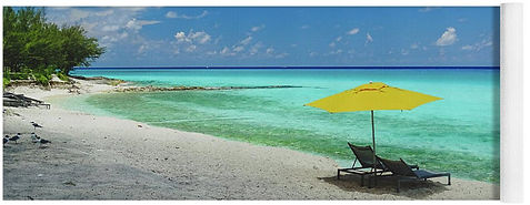 Beach-Break-on-Bimini-Yoga-Mat-Island-Ho