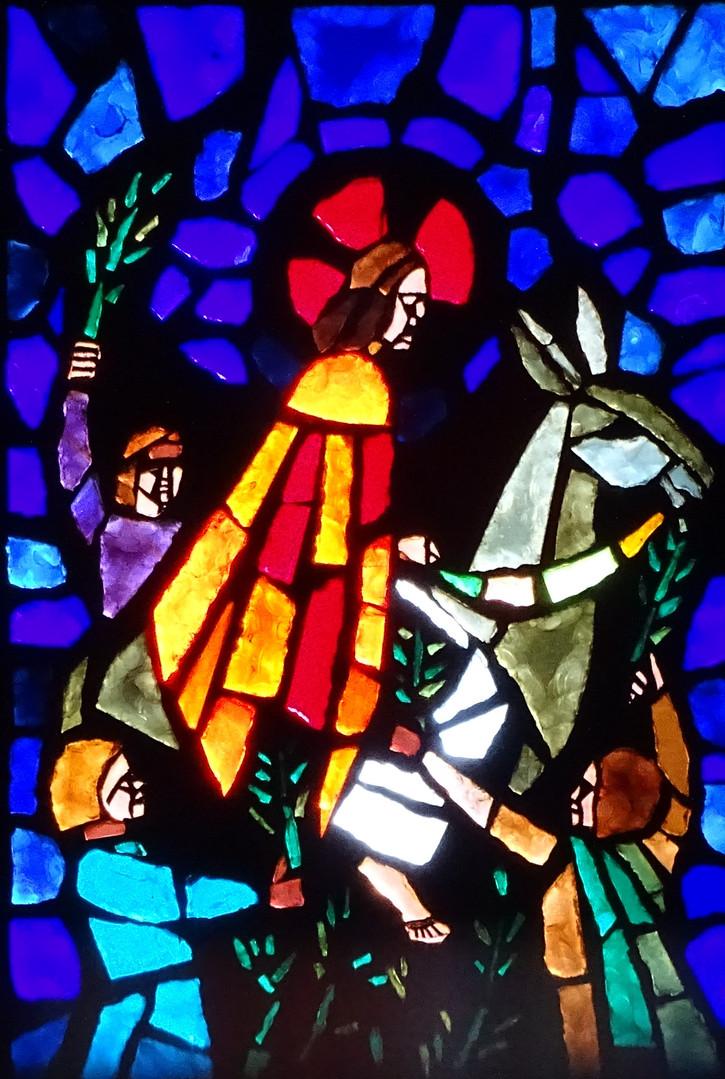 1_Palm_Sunday_stained_glass_art_portfoli