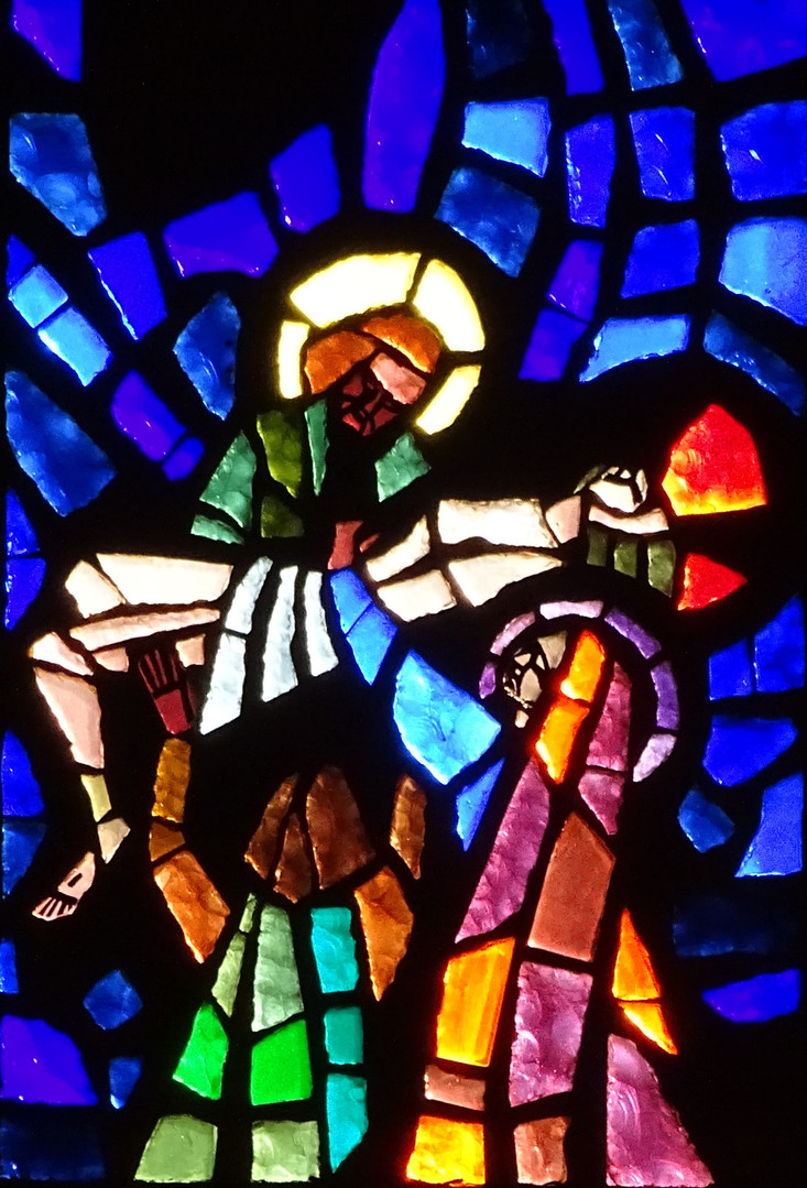 9_Descent_from_the_cross_stained_glass_a