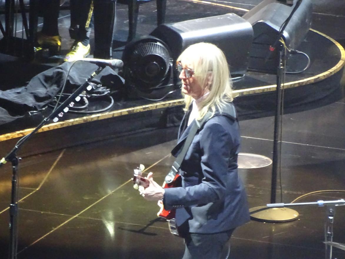Davey on Guitar