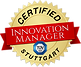 Logo Certified Innovation Manager