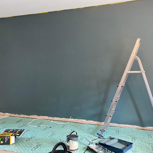 New Feature Wall