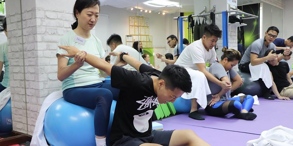 Stretching Class Level 1 (Class 6)