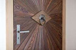 Pitschen Schreinerei - Tür Lärche