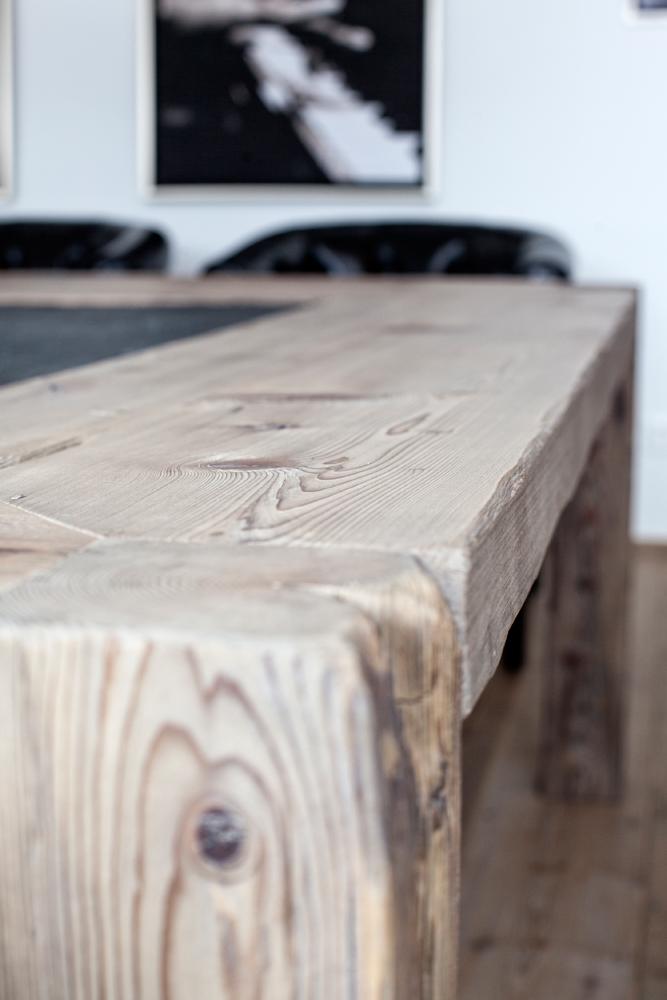 Tisch Sichtaltholz