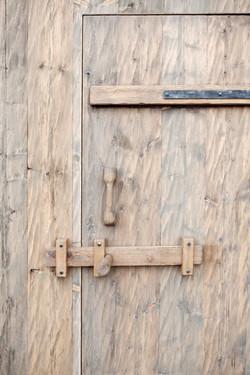 Pitschen Schreinerei - Tür Fichte