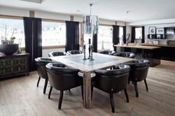 Pitschen Schreinerei - Tisch Sichtaltholz