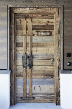 Pitschen Schreinerei - Tür Altholz