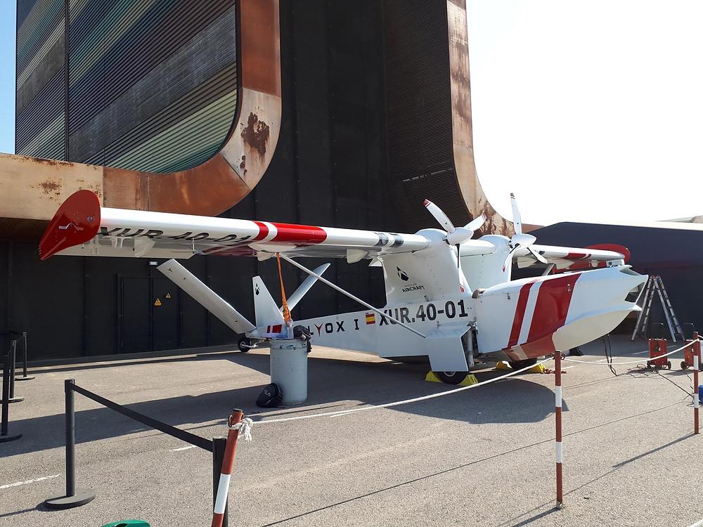 Imagen Flyox I - Aeronave de Singular Aircraft