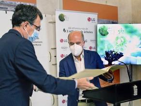 DRONES: Así reforestará Murcia 450 hectáreas de zonas verdes