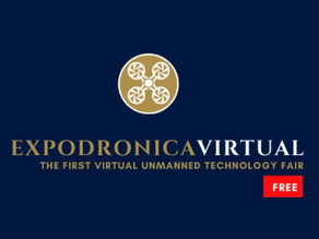 Expodrónica 2020 se realizará de forma virtual